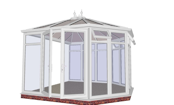 Diy Hipped Victorian Conservatories Uk Supply Only