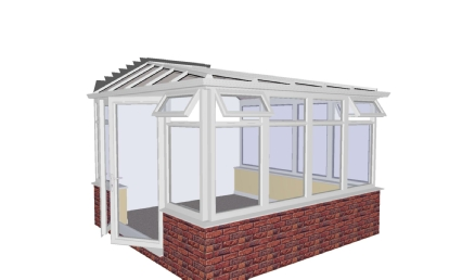 Diy Gullwing Conservatories Uk Supply Only Gullwing
